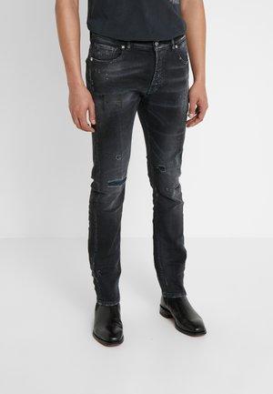 Slim fit jeans - grey dark