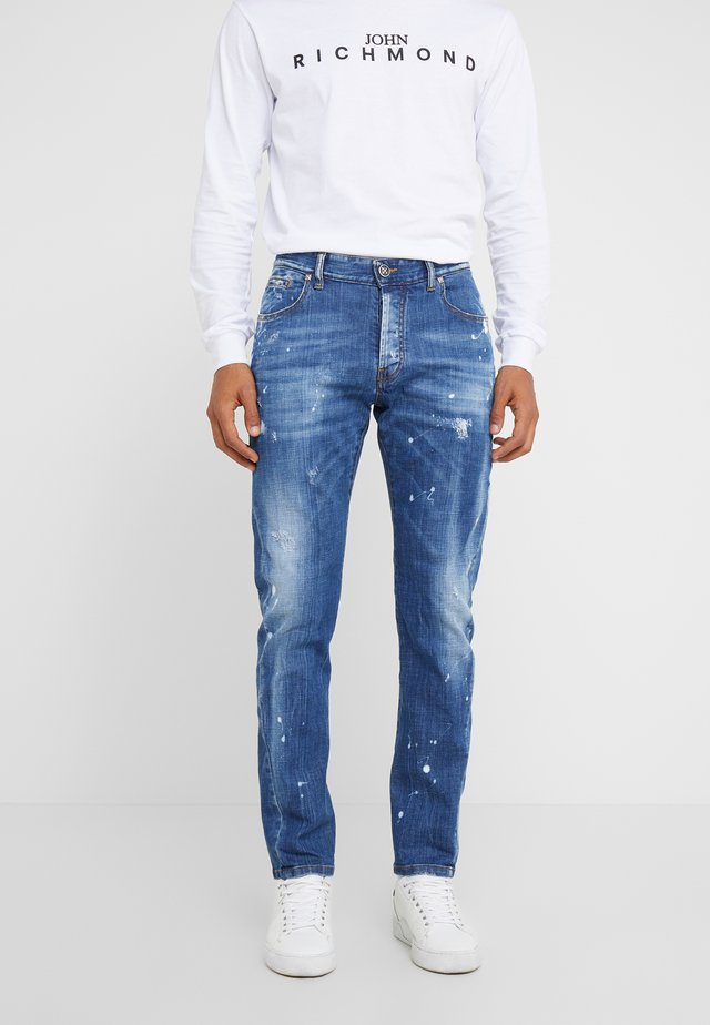 GRIFFITH - Jean slim - blue