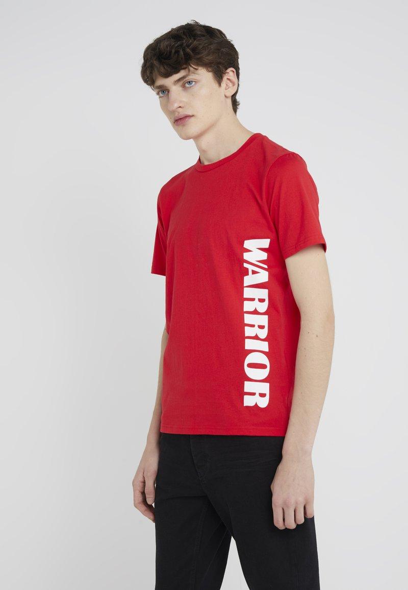 John Richmond - MEATPACKING - T-Shirt print - red