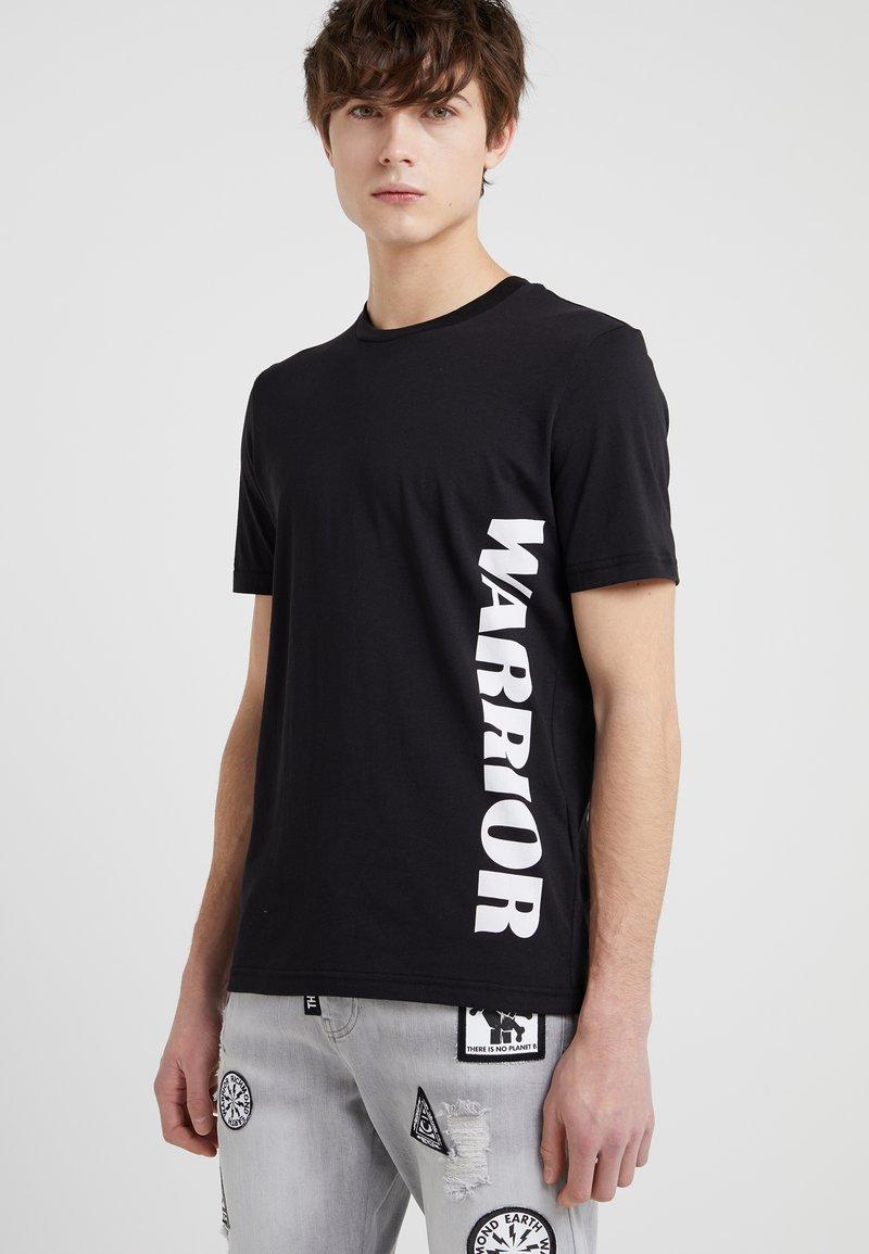 John Richmond - MEATPACKING - T-Shirt print - black