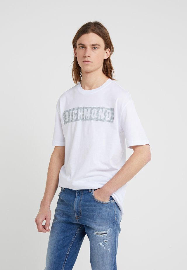 THEYDONBOIS - T-Shirt print - white