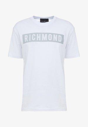 THEYDONBOIS - T-shirts print - white