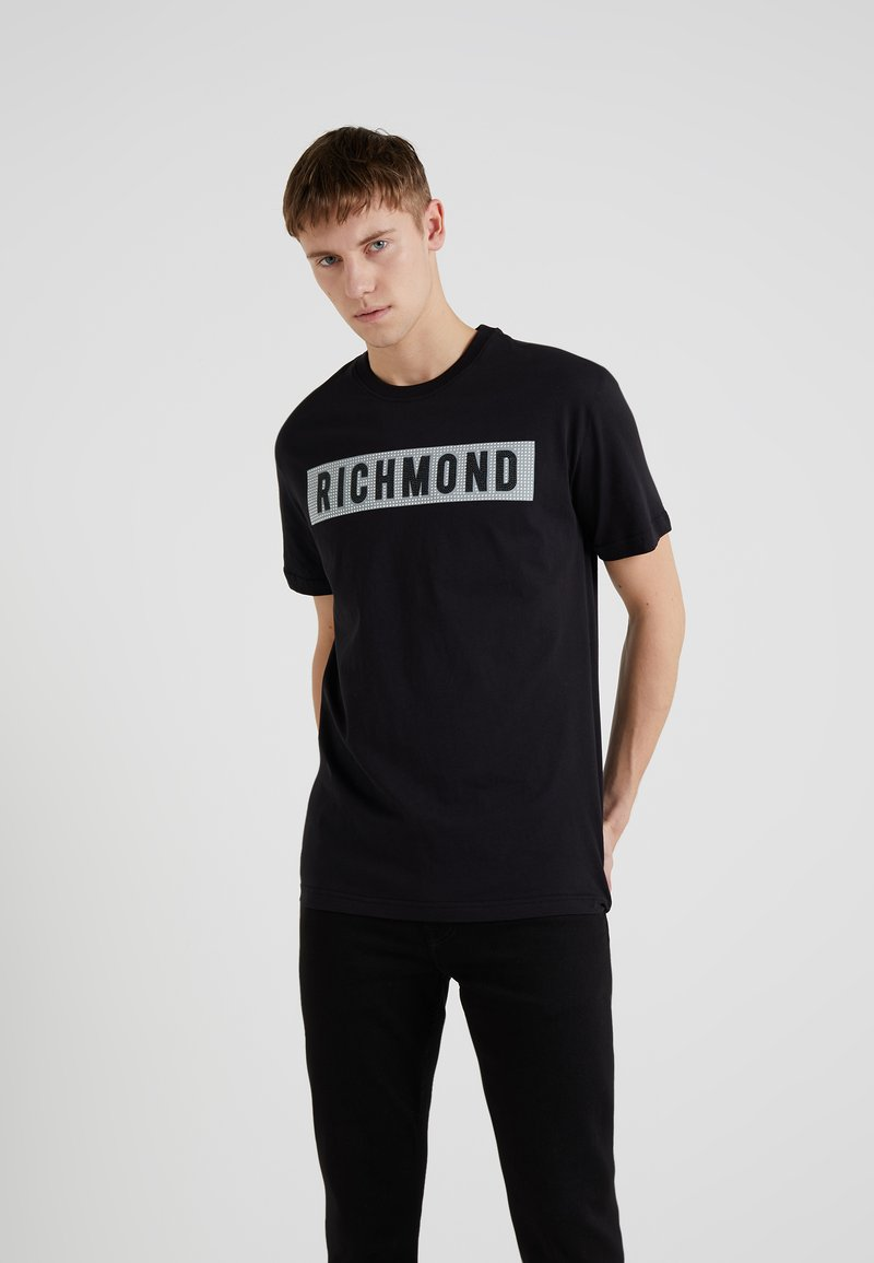 John Richmond - THEYDONBOIS - T-Shirt print - black