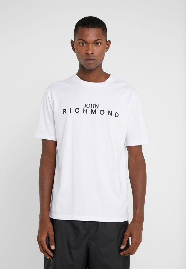 HORTENSIUS - T-shirts print - offwhite