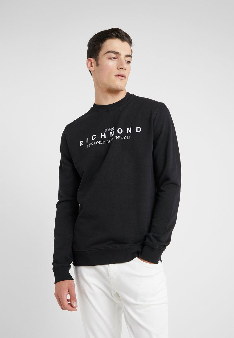 John Richmond - Sweatshirt - black