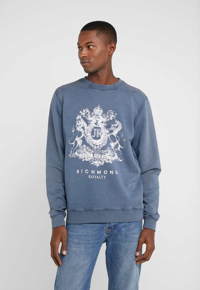 CINDER - Sweatshirt - blue grey