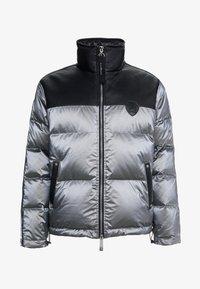 John Richmond - JACKET HAMMOS - Down jacket - silver/black - 4