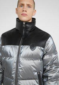 John Richmond - JACKET HAMMOS - Down jacket - silver/black - 3