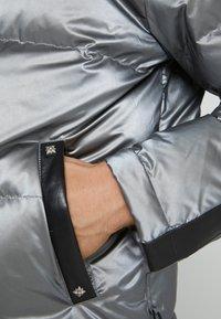 John Richmond - JACKET HAMMOS - Down jacket - silver/black - 5