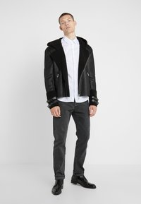 John Richmond - JACKET JARVIS - Faux leather jacket - black - 1