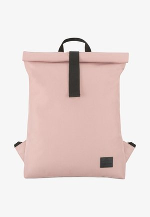 RPET ROLL TOP EMIL - Reppu - light pink