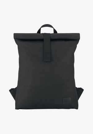 RPET ROLL TOP EMIL - Rucksack - black