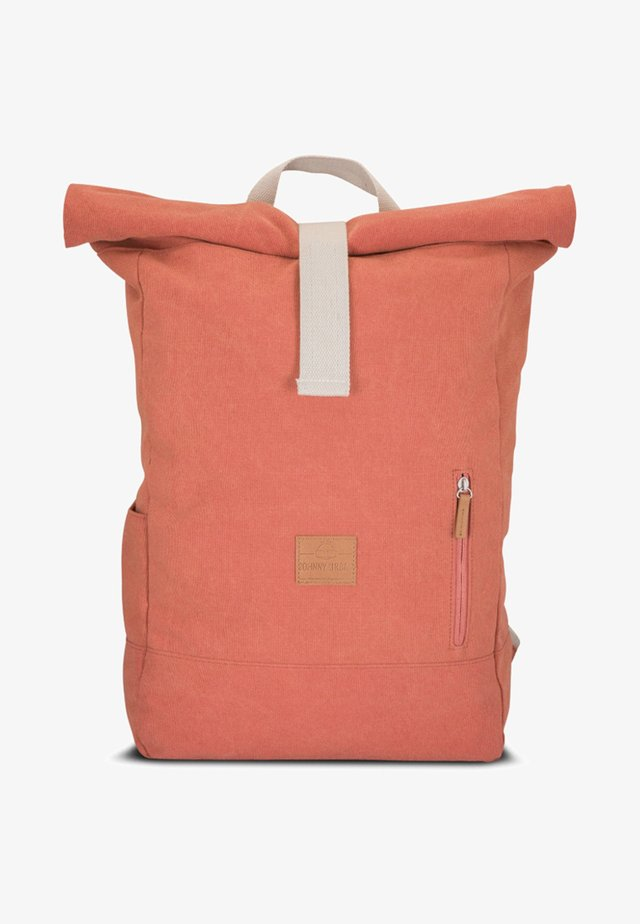 ROLL TOP ADAM - Rucksack - red