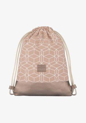 NOAH - Sac à dos - rosé metallic