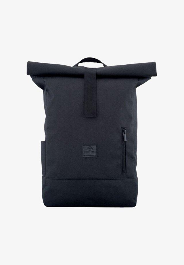 ROLL TOP AARON - Plecak - black