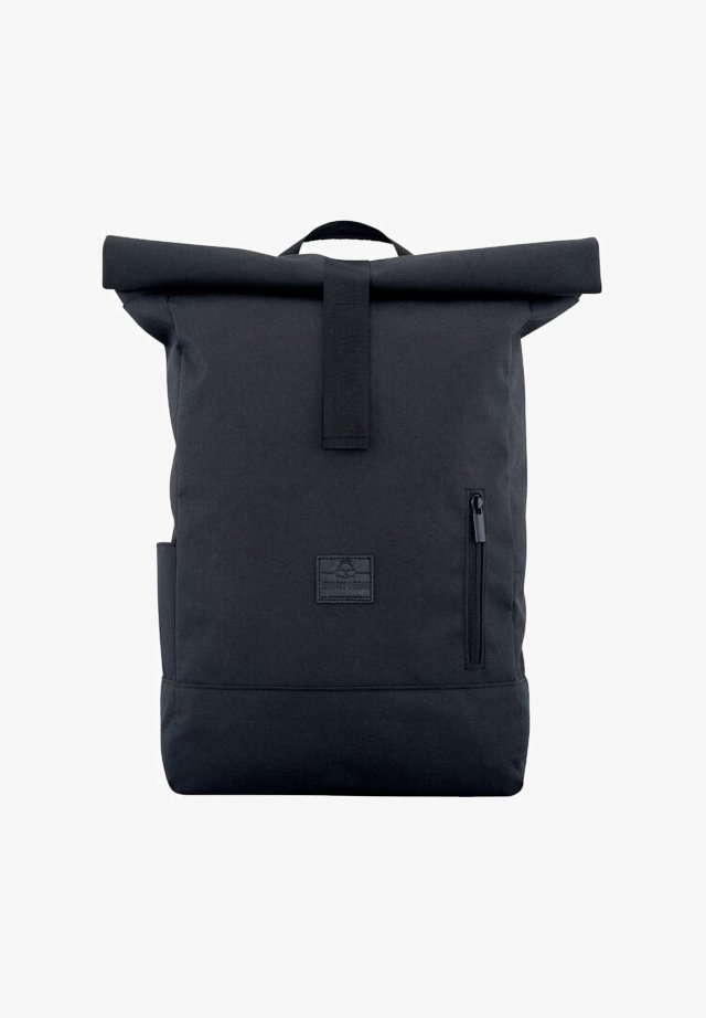 Johnny Urban - ROLL TOP AARON - Rucksack - black