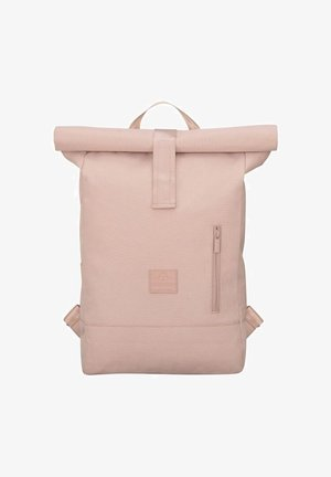 ROLL TOP ROBIN - Rucksack - rose