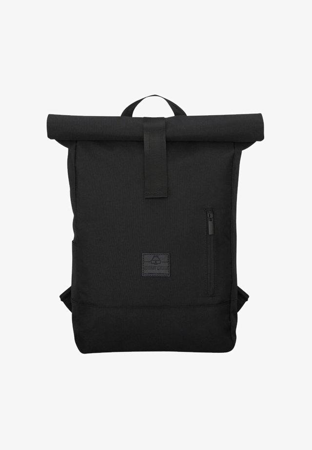 RPET - Plecak - schwarz