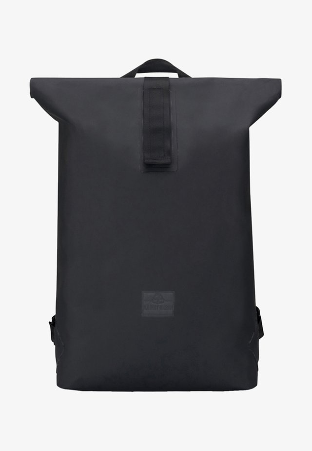 ROLL TOP ALEC - Tagesrucksack - black