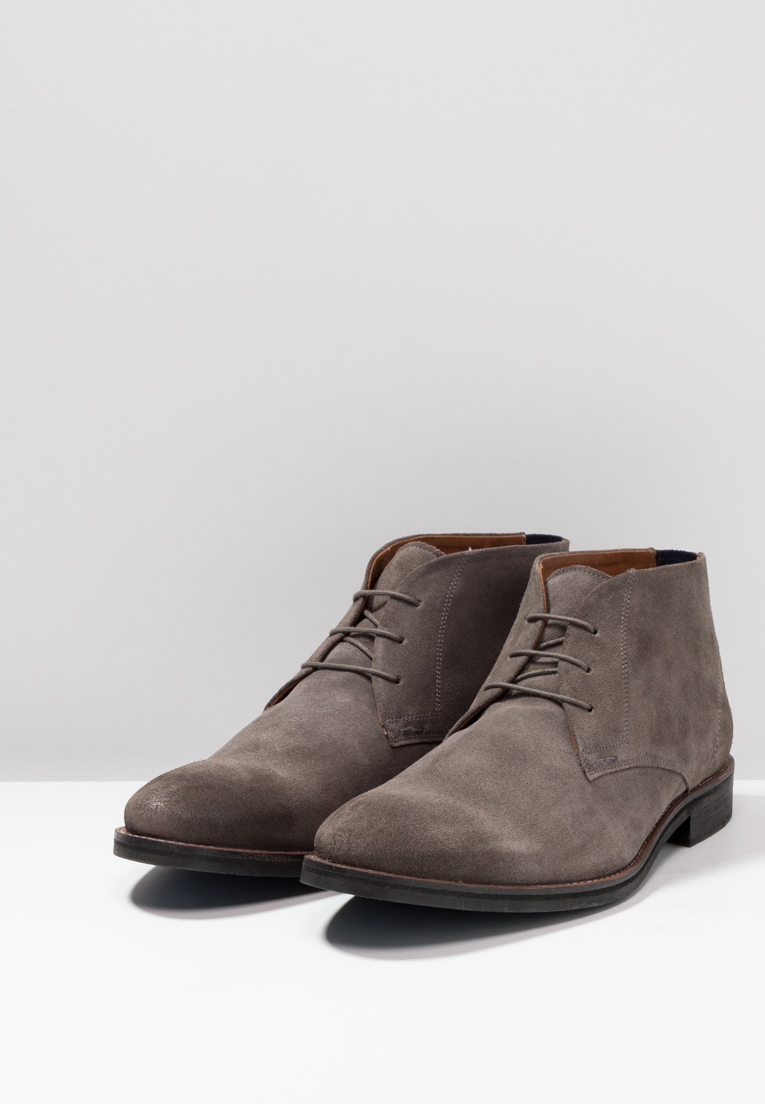 JOE lacets BROWNS grey BOOTSChaussures CHUKKA à IYbf7yv6gm