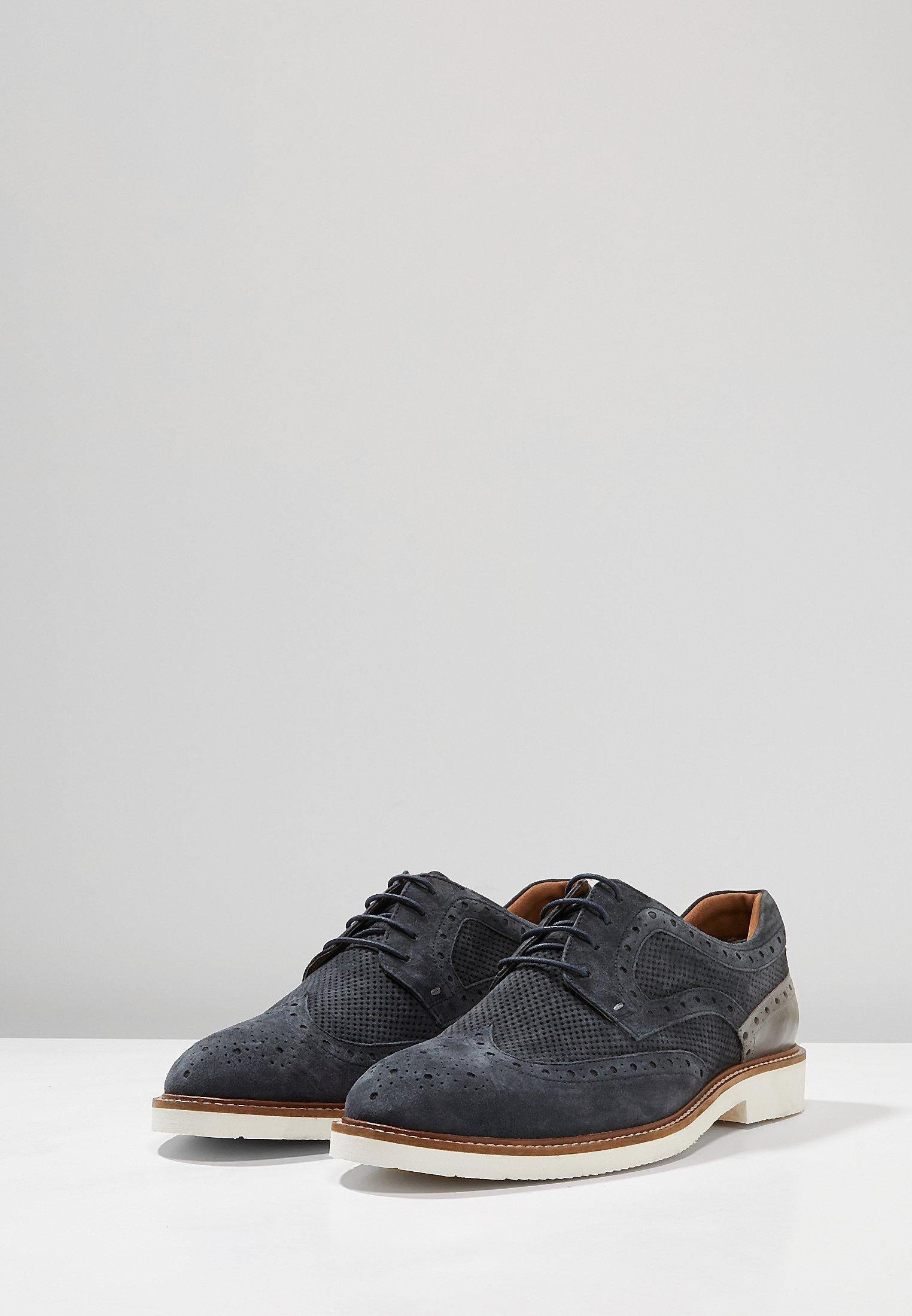JOE BROWNS LIGHTWEIGHT BROGUE - Chaussures à lacets navy
