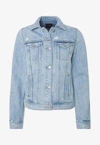 Joe's Jeans - THE STANDARD TRUCKER - Denim jacket - lotus - 4