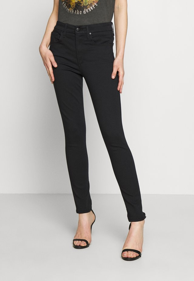 THE CHARLIE ANKLE - Jeansy Skinny Fit - rosalyne