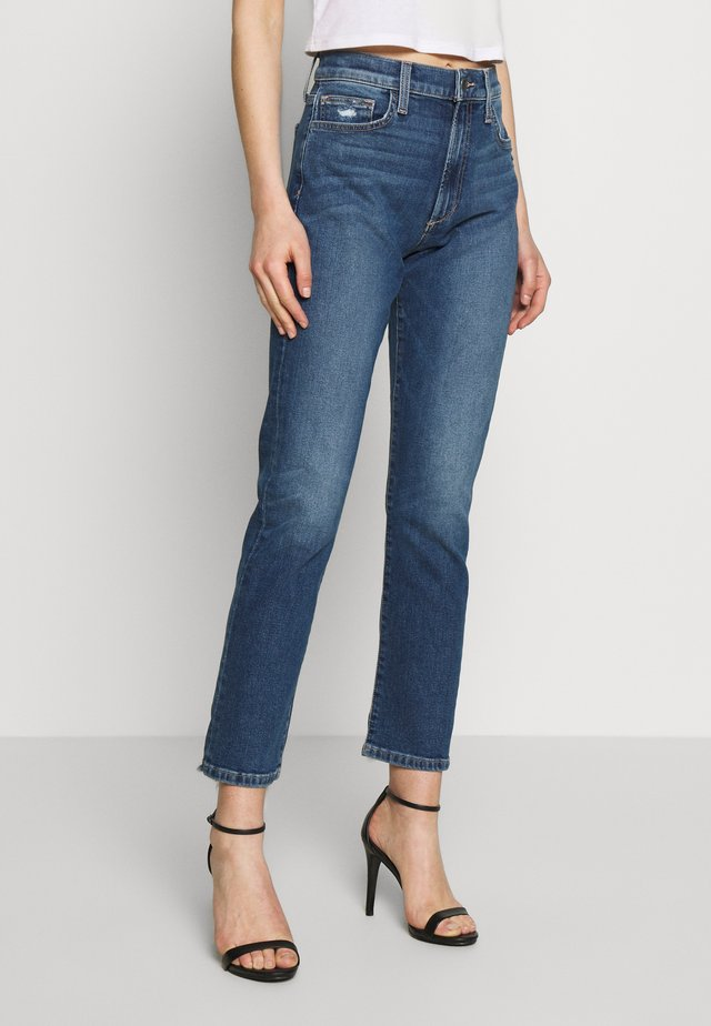 THE LUNA ANKLE - Jeansy Skinny Fit - linnaea