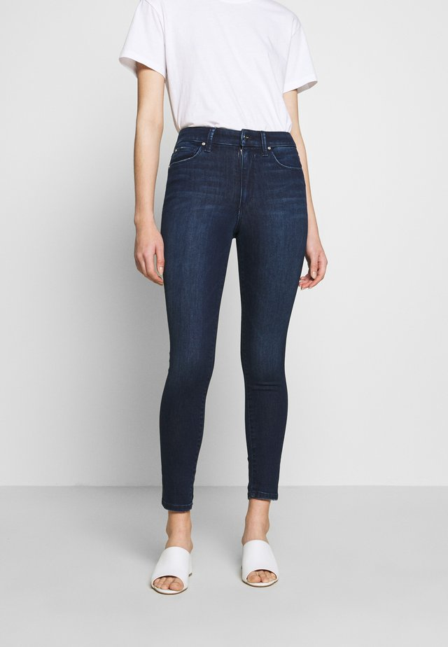 THE CHARLIE - Jeansy Skinny Fit - snapdragon