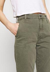 Joe's Jeans - THE SLIM KICK TROUSER - Bootcut jeans - deep celadon - 4