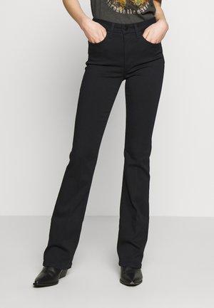 THE HI HONEY - Bootcut jeans - rosalyne