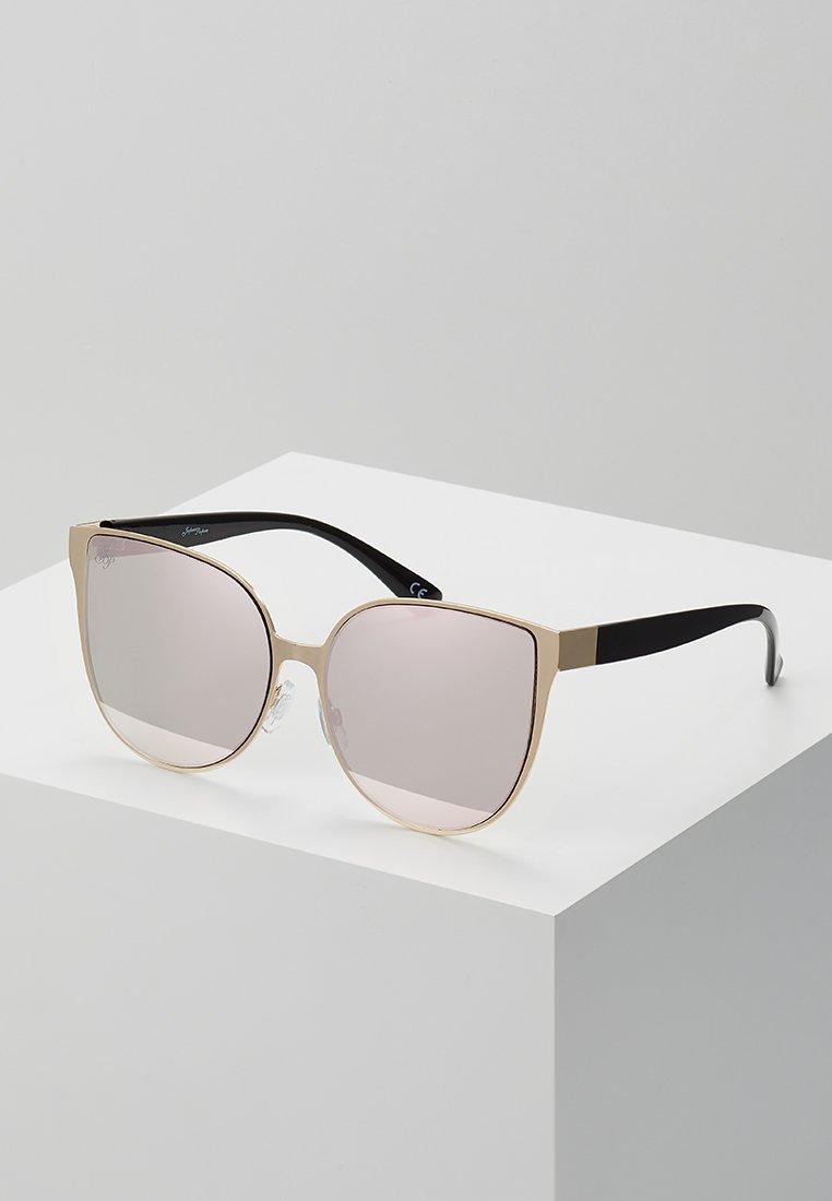 Jeepers Peepers - Sluneční brýle - pink