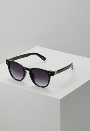 Sonnenbrille - black/gold-coloured