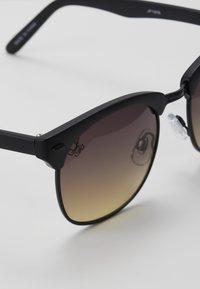 Jeepers Peepers - Sluneční brýle - black - 2