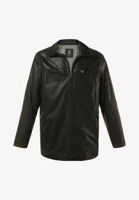 JP1880 - Leather jacket - schwarz - 1