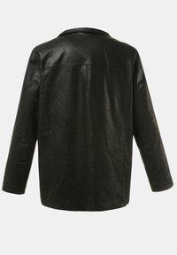 JP1880 - Leather jacket - schwarz - 2