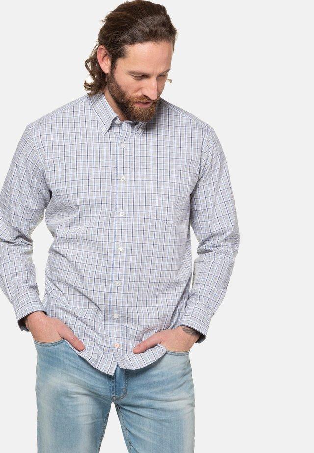 Hemd - gray melange