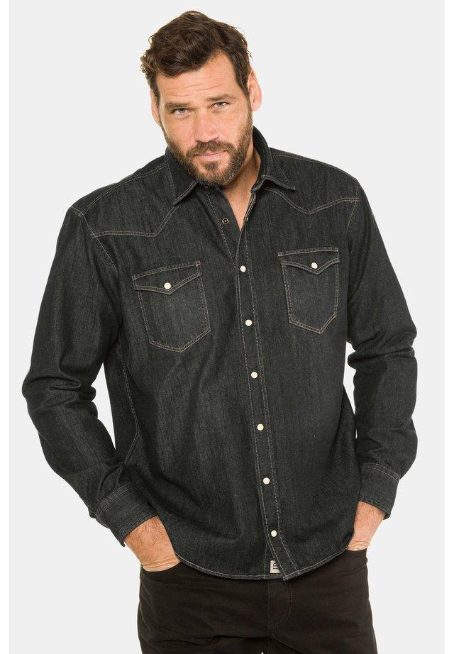 Hemd - schwarz