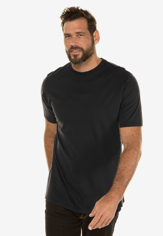 MOTIV AUF D - Basic T-shirt - black