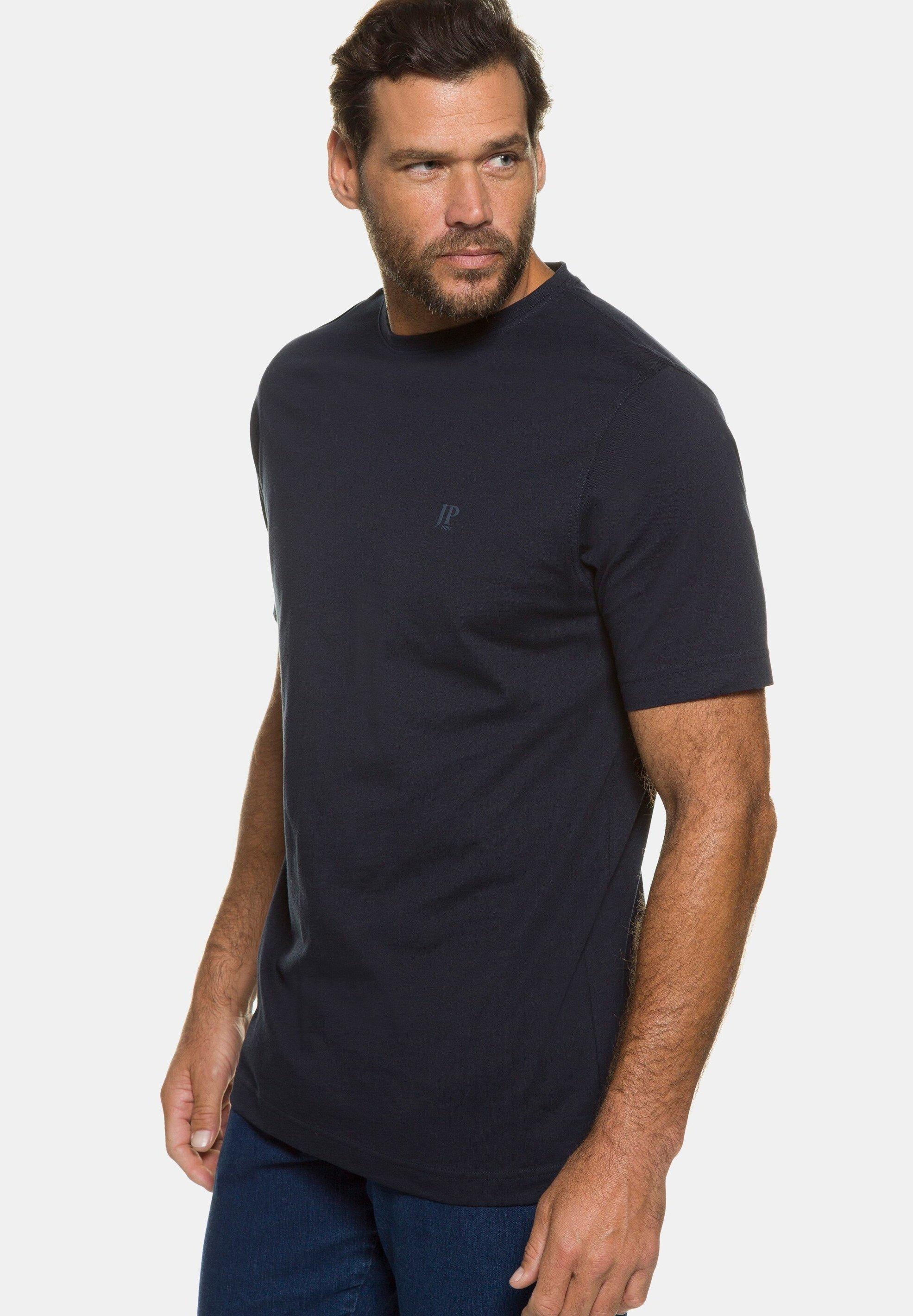 JP1880 2PACK - Basic T-shirt - navy navy