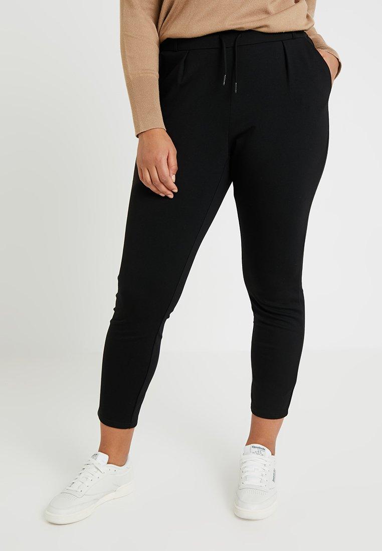 JUNAROSE - by VERO MODA - JRELSE ANKLE PANT - Pantalon classique - black