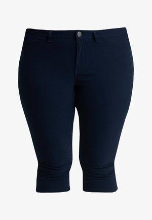 JRQUEEN MASJA SLIM KNICKERS - Trousers - navy blazer