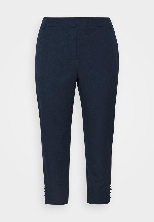 JRGENTA TAILORED ANKLE PANTS - Bukse - navy blazer