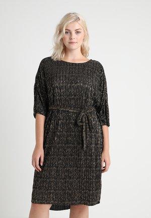 JRPALIPA 3/4 ABOVE KNEE DRESS - Kjole - black