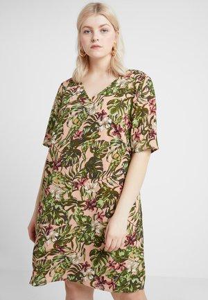 JRTROPICA ZEENAN DRESS - Denní šaty - dusty pink