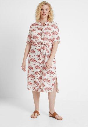 JRMULLE MIDI DRESS - Shirt dress - vanilla ice/ketchup