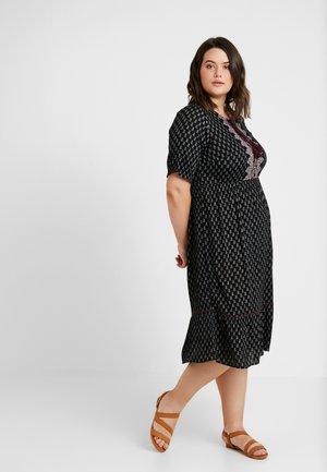 JRAVIAYA MIDI DRESS - Długa sukienka - black