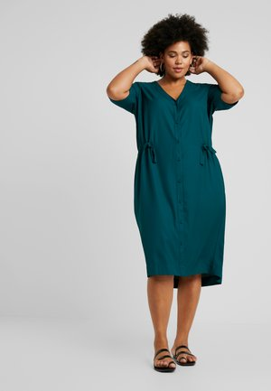 JRPEREZ MIDI DRESS - Shirt dress - deep teal