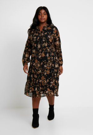 JRMILY MIDI DRESS - Kjole - black