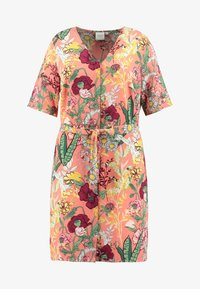 JUNAROSE - by VERO MODA - JRJESSICA KNEE DRESS - Day dress - ash rose - 5